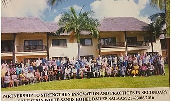 Partnership to Strengthen Innovation and Practice in Secondary Education (PSIPSE) Forum